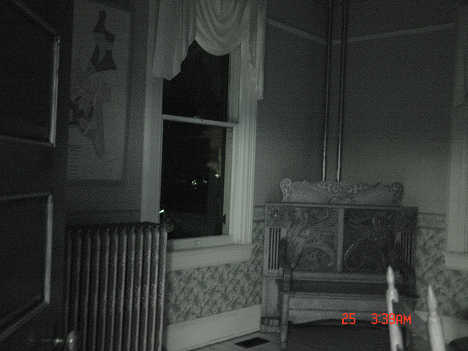 Sykesville MD Ghost Expedition Spring 2014