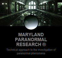 Maryland Paranormal Research on Tumblr