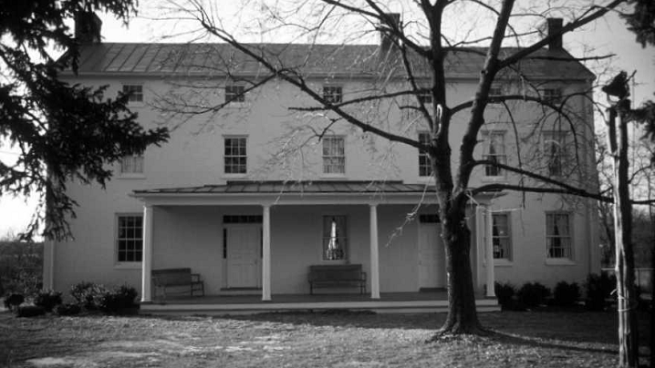 Benson-Hammond House Ghost Expedition Fall 2014 Linthicum Heights, Maryland [Photo: National Register of Historic Places]