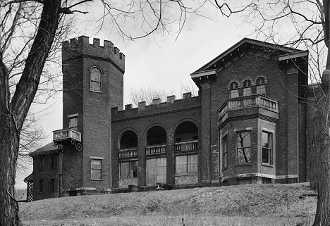 Nemacolin Castle 1963 West Elevation Library of Congress