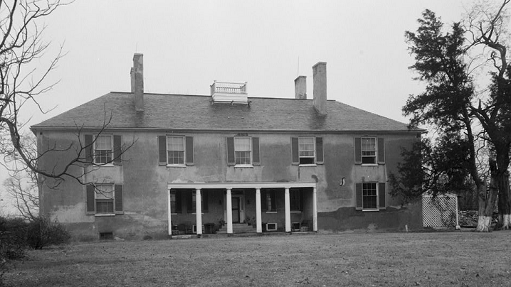 St Mary's County Ghost Expedition Spring 2015 Leonardtown Maryland [Photo: Library of Congress]