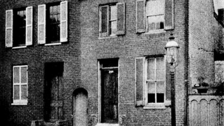 Poe Baltimore Museum Ghost Expedition Fall 2018 Baltimore, MD
