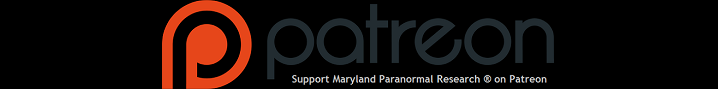 Maryland Paranormal Research Patreon Page
