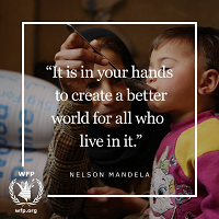 World Food Programme #zerohunger